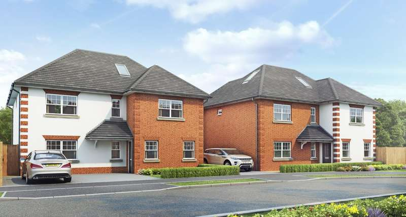 4 Bedrooms Detached House for sale in Grange Crescent, Chigwell, Essex