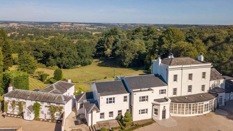 14 Bedrooms Property for sale in Manor Road, High Beech, Loughton, Essex