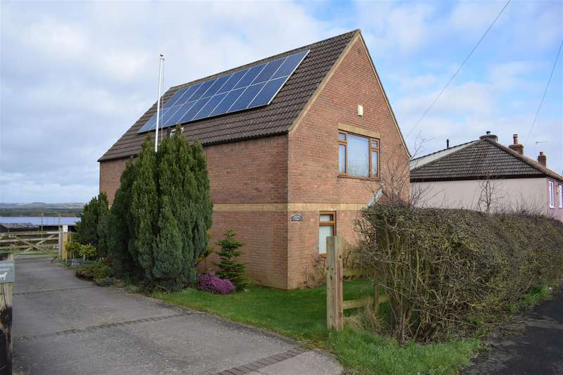 4 Bedrooms Detached House for sale in Melton Road, Wrawby