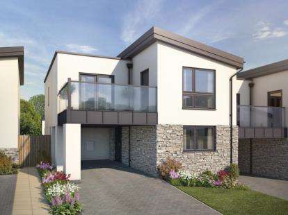 Detached House for sale in Perranporth, Cornwall