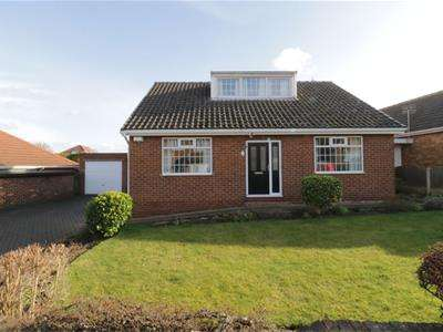 2 Bedrooms Detached Bungalow for sale in Holly Grove, Wath-Upon-Dearne, Rotherham s63 7pj