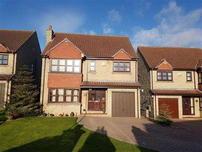 4 Bedrooms Detached House for sale in Greenfield View, Adwick-Upon-Dearne, S64 0NF
