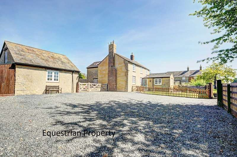4 Bedrooms Country House Character Property for sale in Pimilco, Northamptonshire
