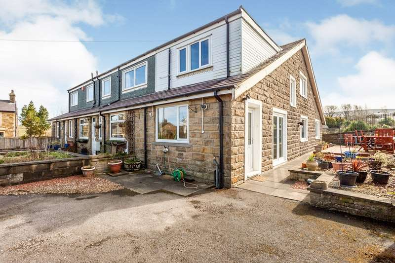 3 Bedrooms Semi Detached House for sale in Chapel Close, Colne, Lancashire, BB8