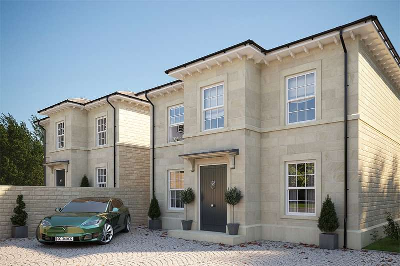 5 Bedrooms Detached House for sale in Lansdown Road, Bath, BA1
