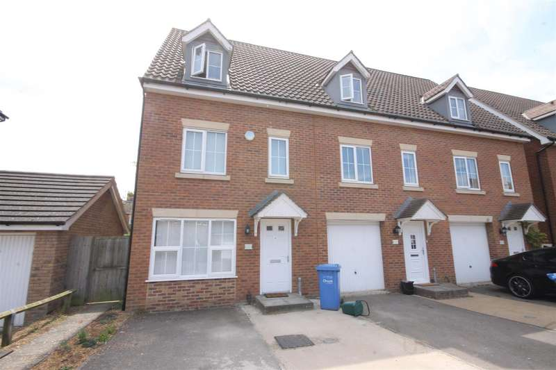 4 Bedrooms House for rent in Whistefish Court, NR5
