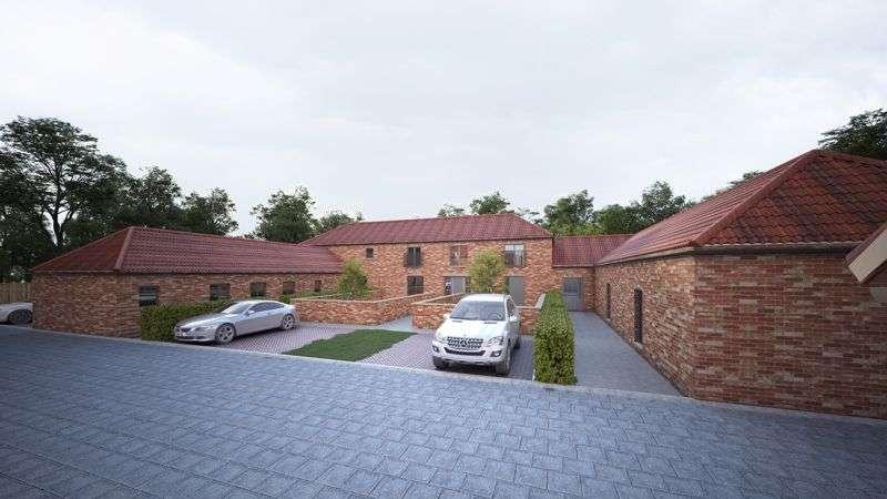3 Bedrooms Property for sale in Plot 9, Plum Tree Court , North Leverton, Retford