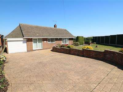 3 Bedrooms Detached Bungalow for sale in Edderthorpe Lane, Darfield, Barnsley