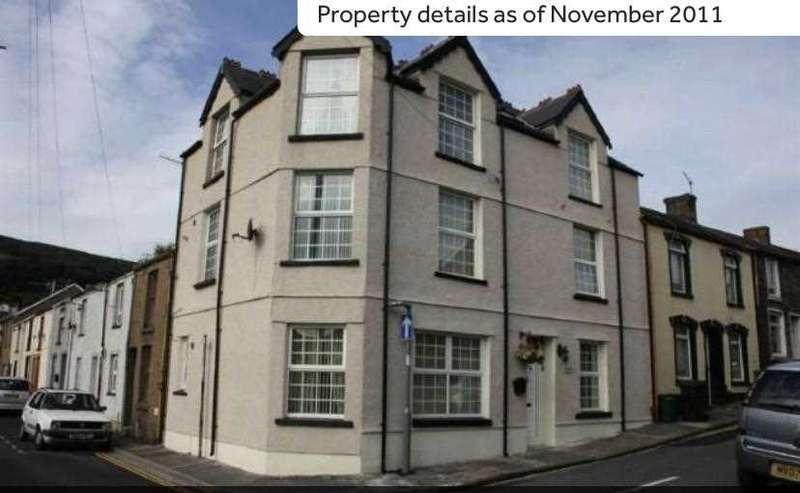 1 Bedroom End Of Terrace House for rent in Elizabeth Street, Aberdare