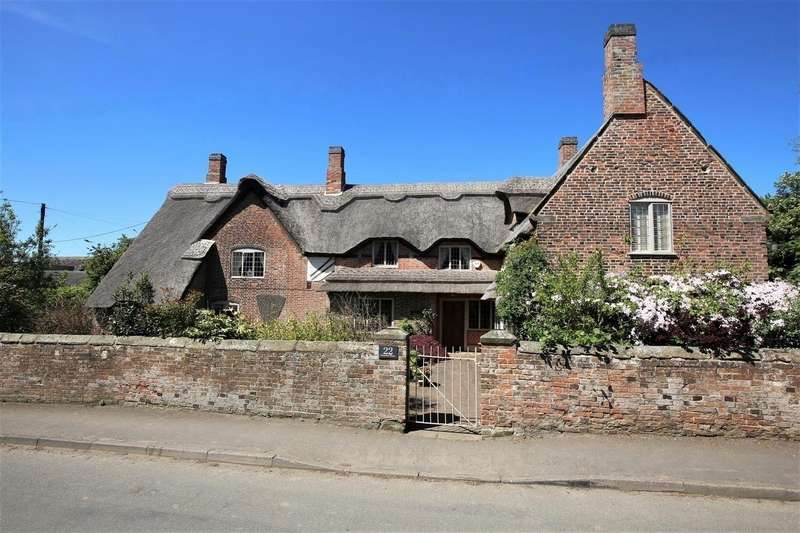 5 Bedrooms Link Detached House for sale in Swepstone House, Swepstone, LE67 2SA