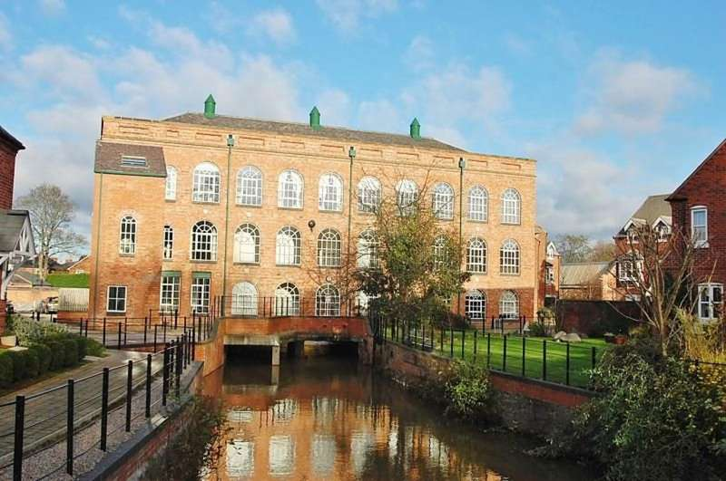 3 Bedrooms Apartment Flat for rent in Quorn Mill, Weavers Close LE12