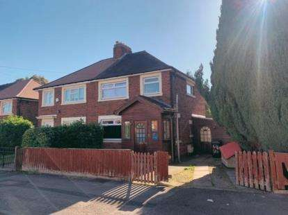 3 Bedrooms Semi Detached House for sale in Bathurst Road, Gloucester, Gloucestershire