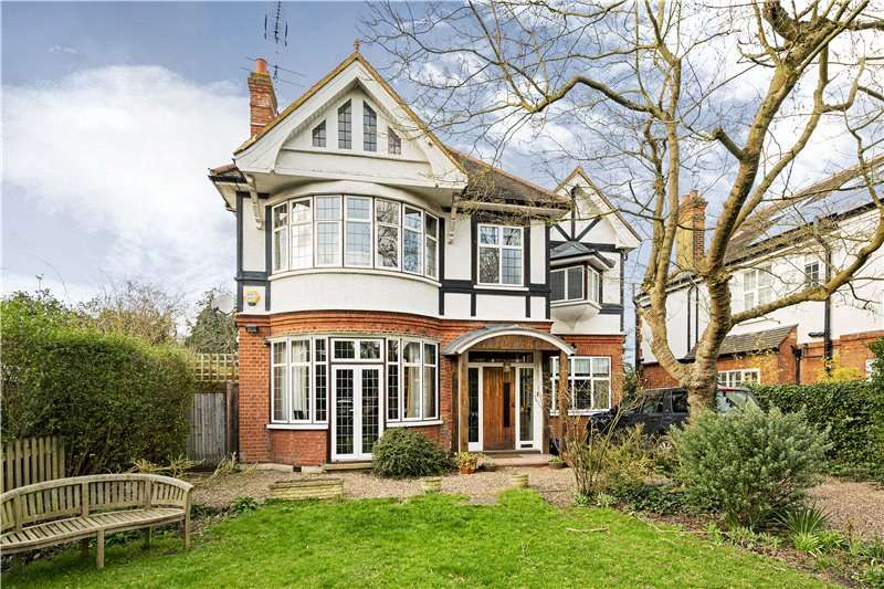 7 Bedrooms House for sale in Vine Road, Barnes, London, SW13
