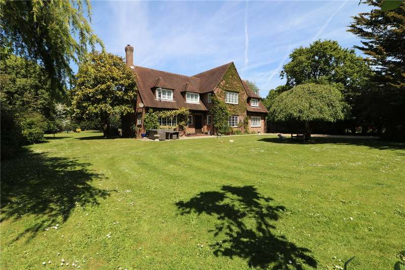 6 Bedrooms Detached House for sale in Kitwalls Lane, Milford on Sea, Lymington, Hampshire, SO41