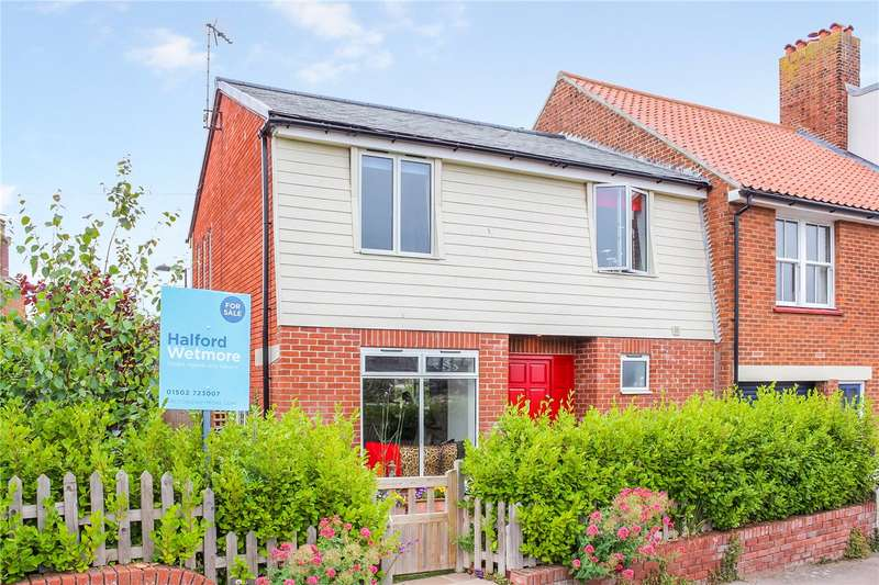 3 Bedrooms Semi Detached House for sale in Marlborough Road, Southwold, Suffolk, IP18