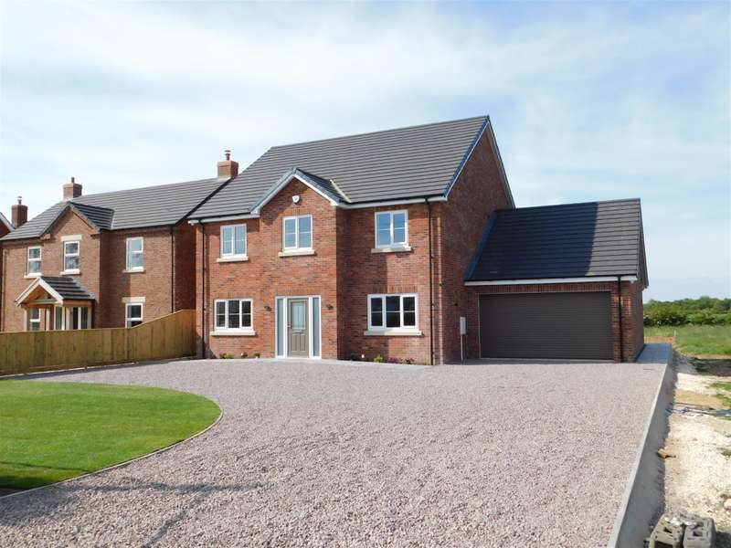 4 Bedrooms Detached House for sale in Station Road, Burgh Le Marsh, Skegness, PE24 5EW