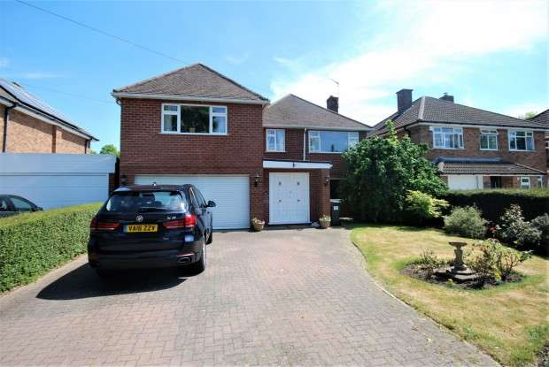 4 Bedrooms Detached House for sale in Lillington Road, Leamington Spa, CV32