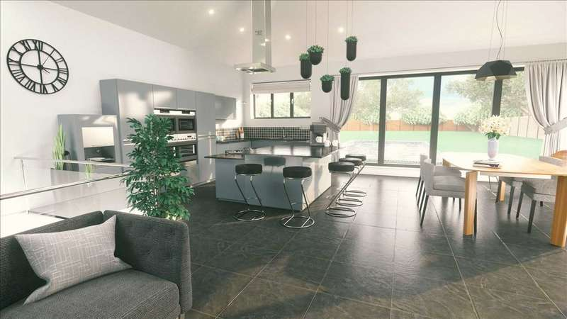5 Bedrooms Detached House for sale in The Green, Woughton On The Green, Milton Keynes