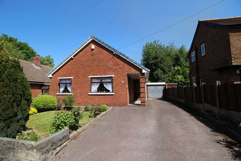 2 Bedrooms Detached Bungalow for sale in Marlborough Drive, Walton-le-Dale, Preston, Lancashire, PR5