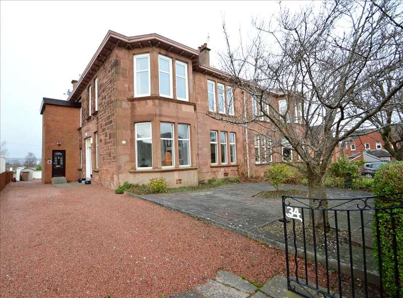 2 Bedrooms Apartment Flat for sale in Cameron Street, Motherwell