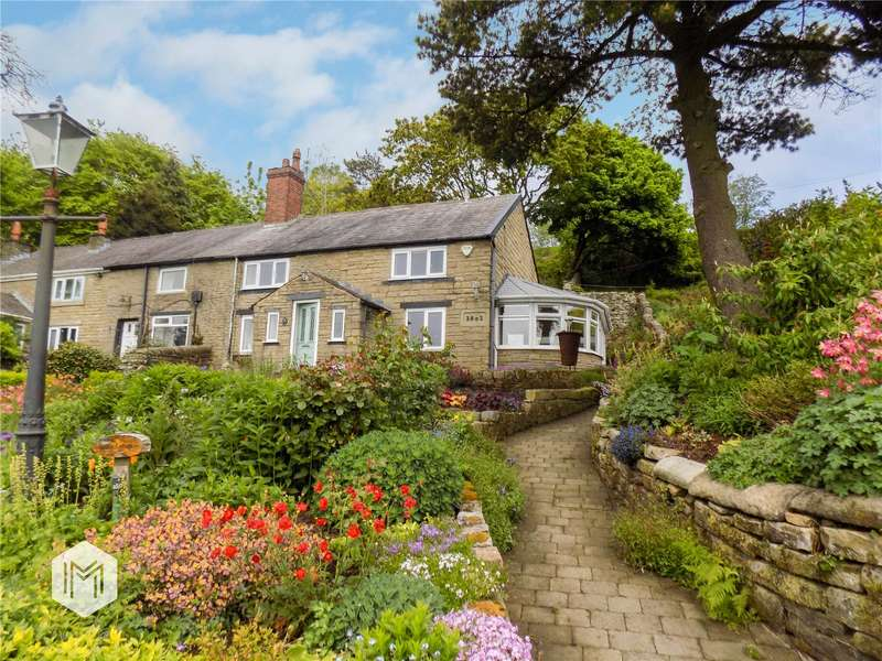 3 Bedrooms House for sale in Top O Th Wallsuches, Horwich, Bolton, Greater Manchester, BL6