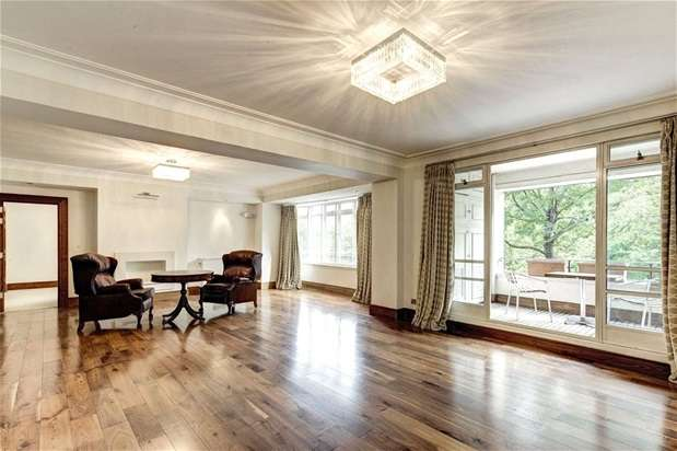4 Bedrooms Flat for sale in Viceroy Court, Prince Albert Road