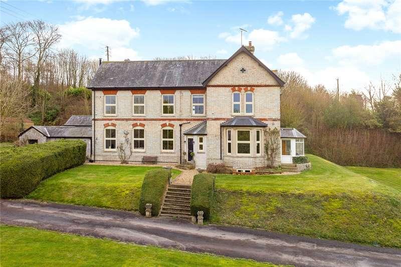 5 Bedrooms Detached House for sale in Salisbury Road, Steeple Langford, Salisbury, Wiltshire, SP3