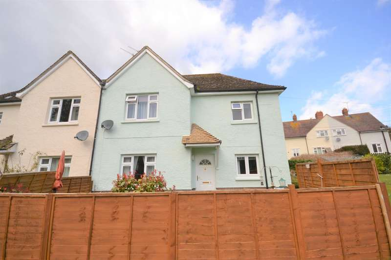 3 Bedrooms Semi Detached House for sale in Lampern View, Uley, GL11 5TD