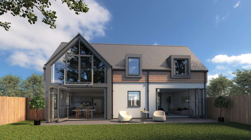 4 Bedrooms Detached House for sale in Plot 1 Victoria Road