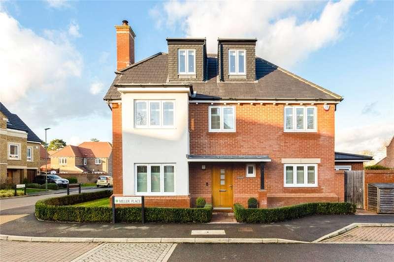 5 Bedrooms Detached House for sale in Osborne Way, Epsom, Surrey, KT19