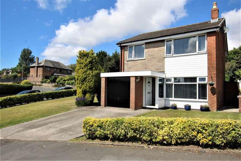 3 Bedrooms Detached House for sale in Kingsdale, Walton le Dale, Preston