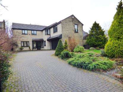 5 Bedrooms Detached House for sale in Green Lane, Buxton, Derbyshire