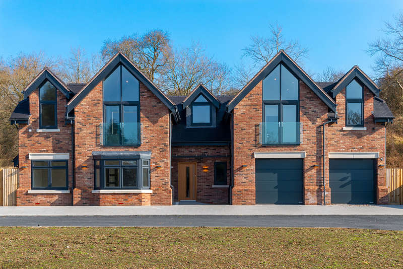 5 Bedrooms Detached House for sale in Haven Pastures, Liveridge Hill, Henley In Arden