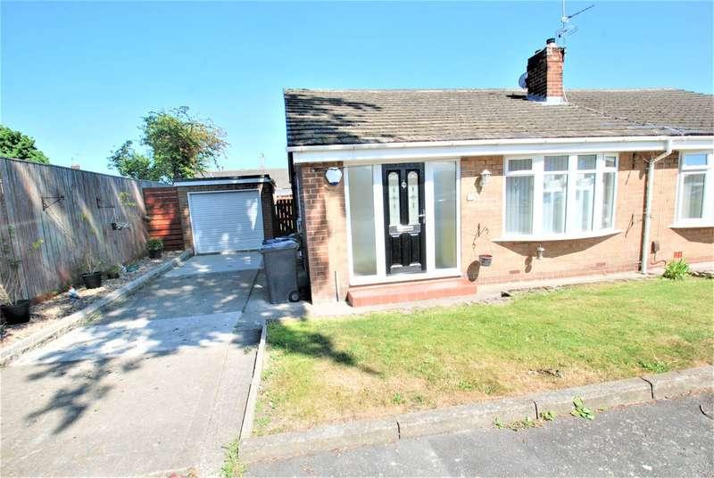 2 Bedrooms Bungalow for sale in Rothbury Avenue, Monkton Village
