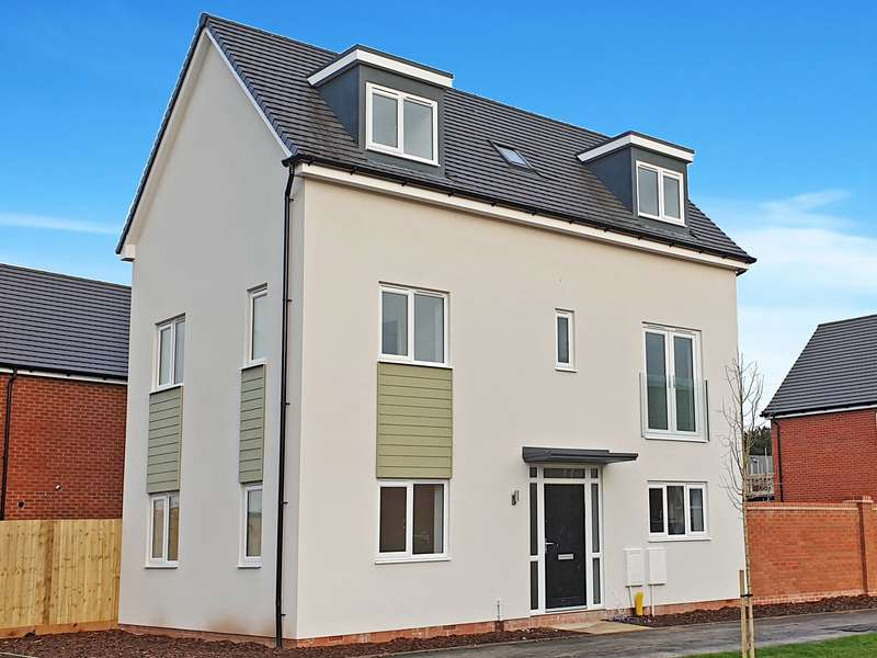 4 Bedrooms Property for sale in Blythe Fields, Uttoxeter Road, Stoke-On-Trent