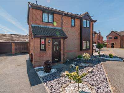 3 Bedrooms Detached House for sale in Dartmouth Road, Cantley