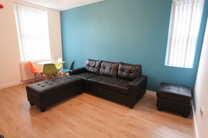 7 Bedrooms Semi Detached House for rent in Arundel Avenue, L17 3BY,