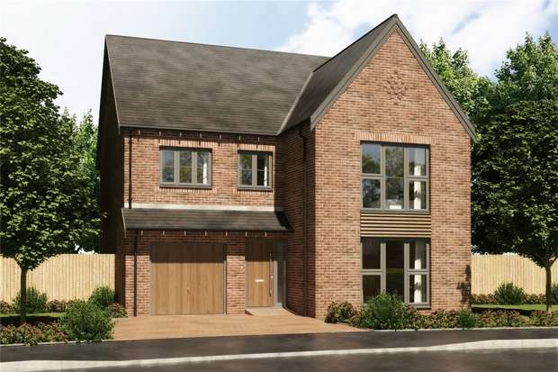 4 Bedrooms Detached House for sale in Plot 27 - The Aston, Thorpe Paddocks, Homes By Carlton, Thorpe Thewles, Stockton