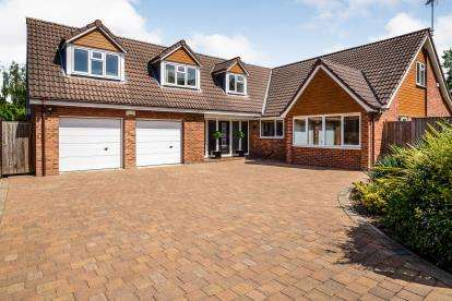 6 Bedrooms Detached House for sale in Endsleigh Gardens, Edwalton, Nottinghamshire