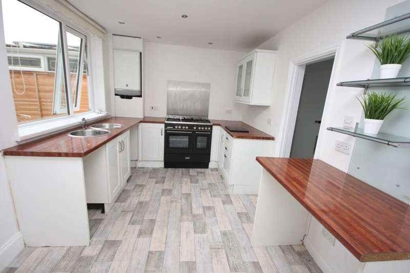 2 Bedrooms Terraced House for sale in Westgate, Guisborough, TS14