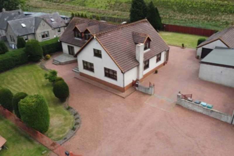 4 Bedrooms Detached House for sale in Parkhaven Lodge, Woodhall Estate