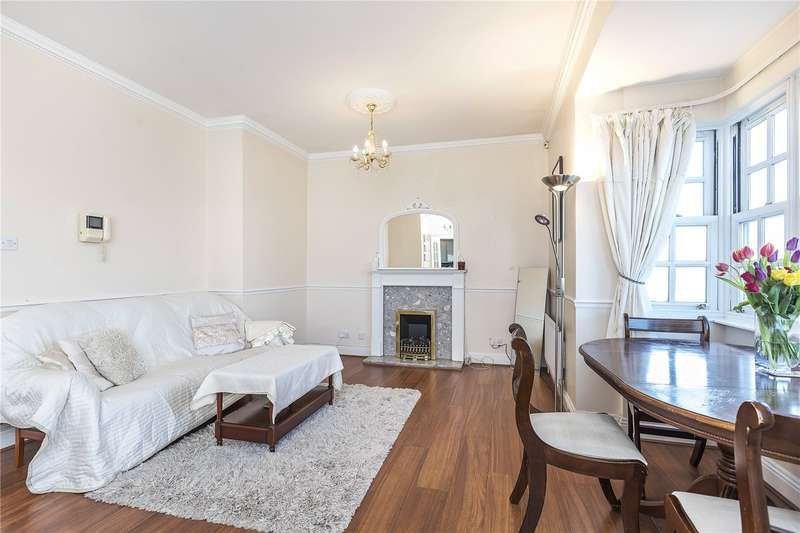 3 Bedrooms Flat for sale in Horatio Court, 151 Rotherhithe Street, London, SE16