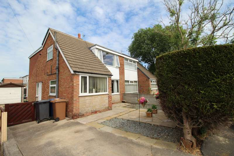 3 Bedrooms Semi Detached House for sale in Appleby Close, Hoghton, Preston, PR5