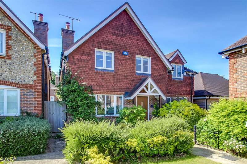 4 Bedrooms Detached House for sale in Horizon Close, Brasted, Westerham