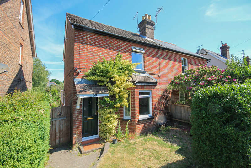 3 Bedrooms Semi Detached House for sale in Hartfield Road, Forest Row