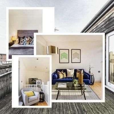 3 Bedrooms Apartment Flat for sale in Grange Road, Bermondsey, London