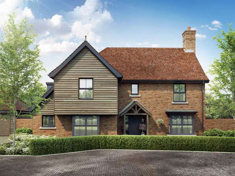 5 Bedrooms Detached House for sale in The Fushcia, Radstone Gate, Thorn Lane, Stelling Minnis