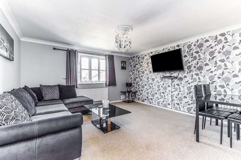 1 Bedroom Flat for sale in Weekes Court Mount Field, QUEENBOROUGH, ME11