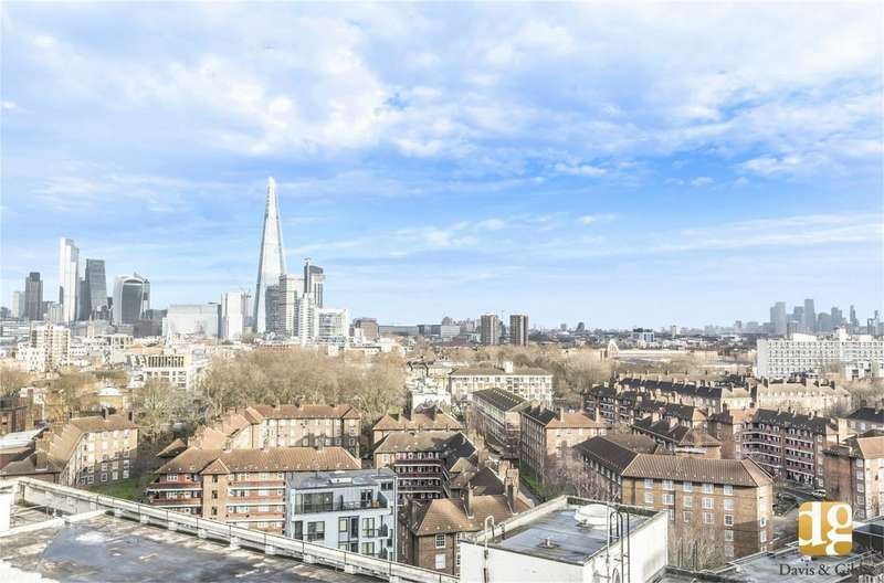 4 Bedrooms Flat for sale in Metro Central Heights, Elephant and Castle