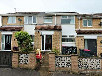 3 Bedrooms Terraced House for sale in Manor Approach, Kimberworth, Rotherham